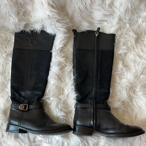 Tory Burch authentic boots size 5.5